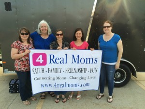 Thank you to 4 Real Moms and The Little Gym for sponsoring our last book drive!