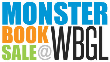 Monster Book Sale @ WBGL